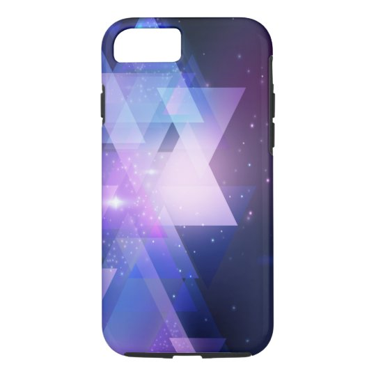 Galaxy Cosmos Print iPhone 7 Tough Mobile Case