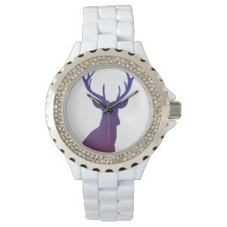 Galaxy Deer Watch