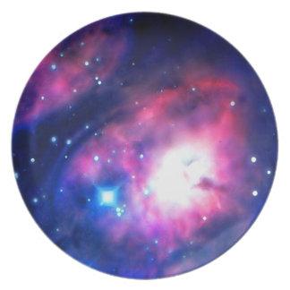 """""""Galaxy Fantastique"""" Plate"""