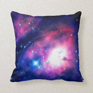 """""""Galaxy Fantastique"""" Throw Pillow"""