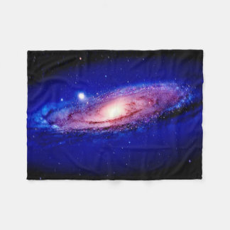 Galaxy Fleece Blanket