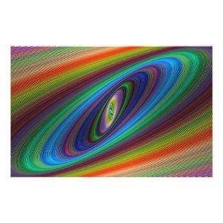 Galaxy 14 Cm X 21.5 Cm Flyer