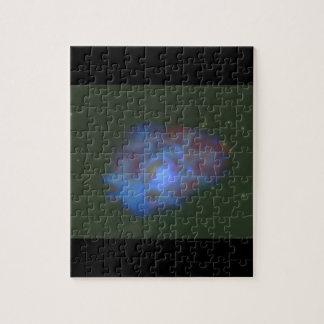 Galaxy. (galaxy;space;stars;cloud_Space Scenes Puzzle