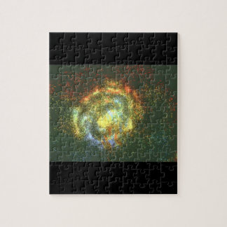 Galaxy. (galaxy;space;stars;co_Space Scenes Jigsaw Puzzle