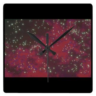 Galaxy. (galaxy;space;stars;color;_Space Scenes Wallclock
