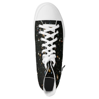 galaxy high tops!!! what everyone should have printed shoes