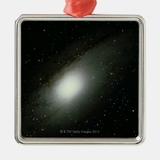 Galaxy in Andromeda Christmas Ornament