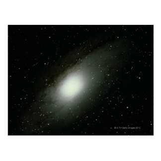 Galaxy in Andromeda Post Card