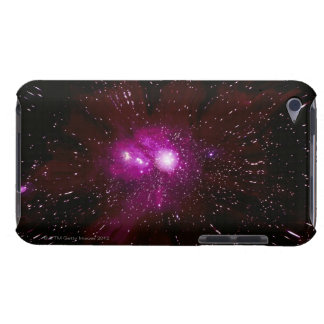 Galaxy in Space Barely There iPod Case