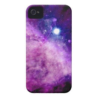 Galaxy iPhone 4/4S Case CM Star Nebula Purple Pink