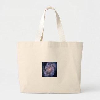 Galaxy M100 Jumbo Tote Bag