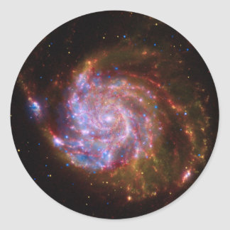 Galaxy M101 Stickers