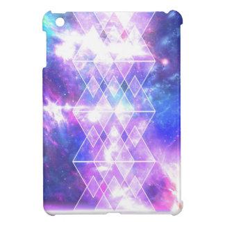 galaxy nebula stars TRIANGLES X DIAMONDS Case For The iPad Mini