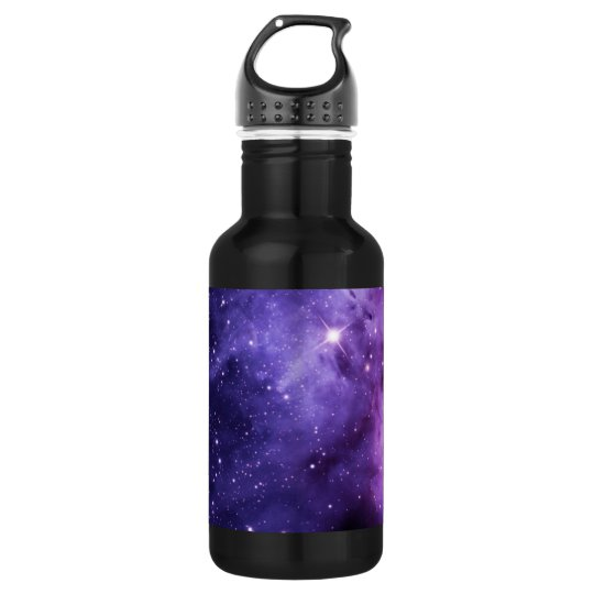 Galaxy Nebula Water Bottle