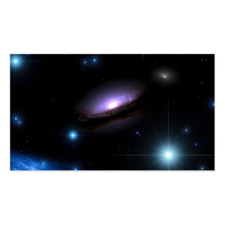 Galaxy NGC 4526 - Double-Sided Standard Business Cards (Pack Of 100)