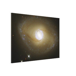Galaxy NGC 6782 Gallery Wrapped Canvas