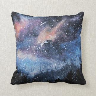 Galaxy Night Sky Cushion
