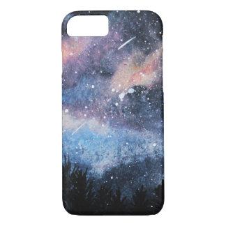 Galaxy Night Sky iPhone Case