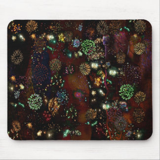 Galaxy of Fireworks Collage 2of4 2859b Mouse Pad
