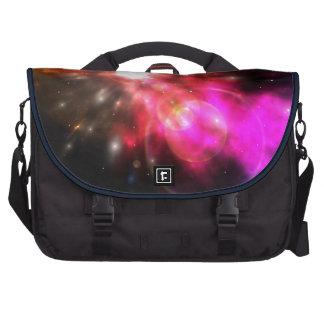 Galaxy of Light Laptop Commuter Bag