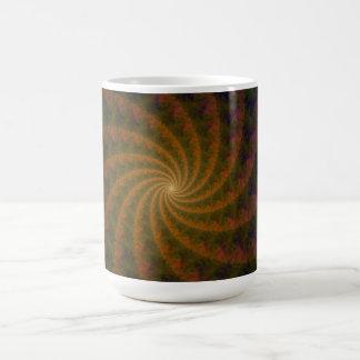 Galaxy of Spirals Mug