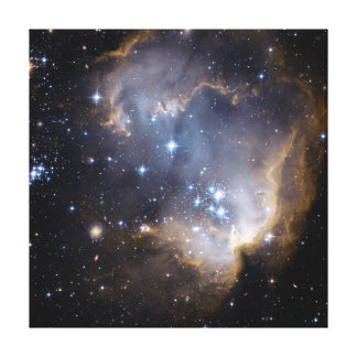 Galaxy of Stars Canvas Print