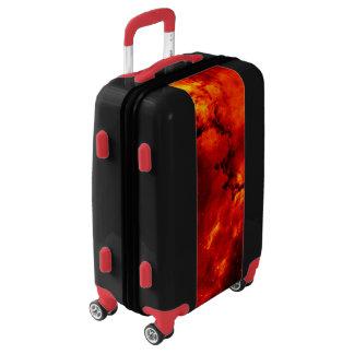 Galaxy On Fire Luggage