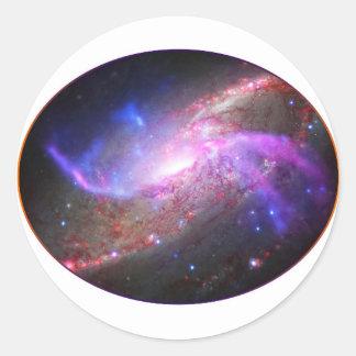 Galaxy One Sticker