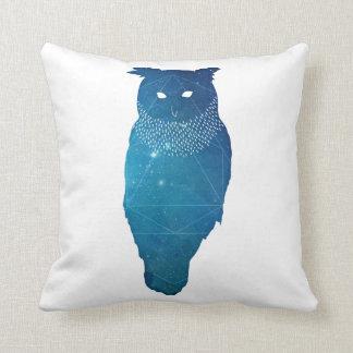 Galaxy Owl Cushion