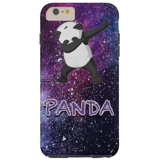 Galaxy Panda iPhone 6/6s Plus Phone Case
