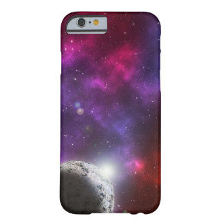 Galaxy Planet Pink Barely There iPhone 6 Case