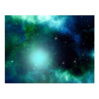 Galaxy Post Cards