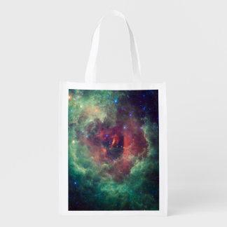 Galaxy Reuseable Bag Grocery Bag