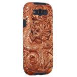 Galaxy S3 copper dragon phone case Samsung Galaxy S3 Cases