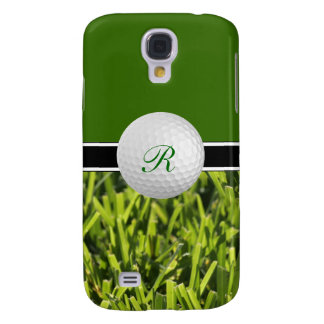 Galaxy S4 Golf Monogram Cases Galaxy S4 Cover