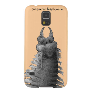 Galaxy S5 Worm with Jaws Phone Case