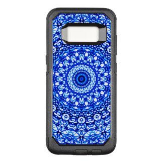 Galaxy S8 Commuter Case Mandala Mehndi Style G403