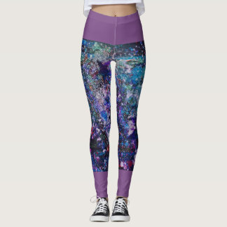 Galaxy Space Leggings
