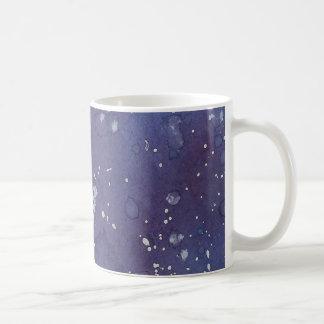 Galaxy Splatter Mug
