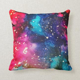 Galaxy Square Cushion