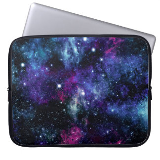 Galaxy Stars 3 Laptop Sleeve