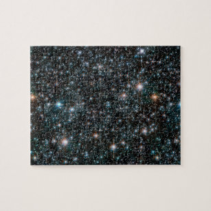 Wooden Puzzle 500 Pieces Cosmic Starry