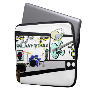 Galaxy Starz Laptop Sleeve