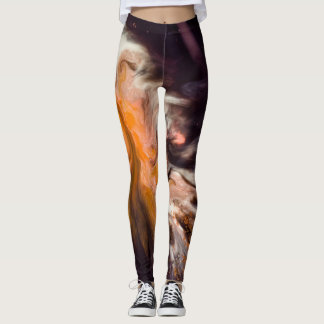 Galaxy Swirls Leggings