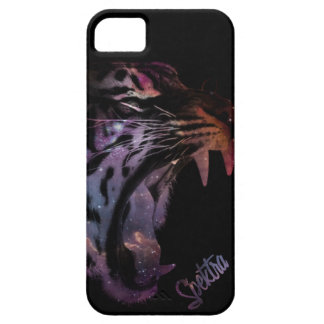 Galaxy Tiger iPhone 5 Cases