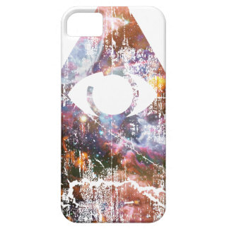 Galaxy Triangle iPhone 5 Covers