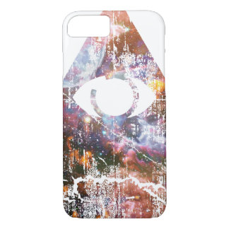 Galaxy Triangle iPhone 7 Case