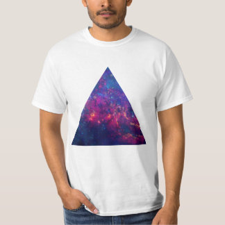 Galaxy Triangle (Light) T-Shirt