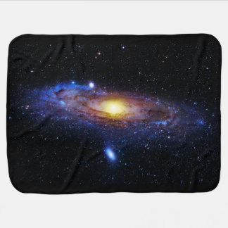 Galaxy Unknown Baby Blanket