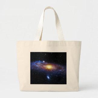 Galaxy Unknown Tote Bag